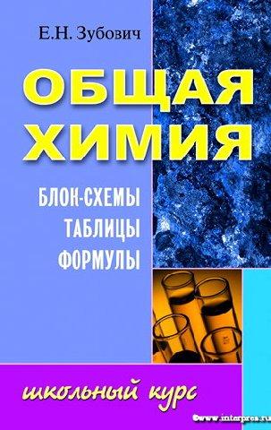 Общая химия.Блок-схемы, таблицы, формулы