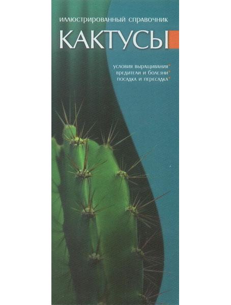 Кактусы. Условия выращивания, вредители и болезни, посадка и пересадка